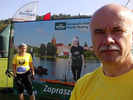 [2016.09.10] IV Mistrzostwa Polski Nordic Walking w Barlinku