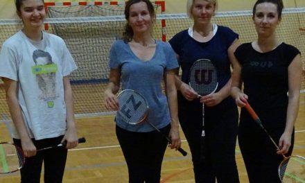 [2016.09.21] Liga Badmintona Kobiet. Czwarty turniej