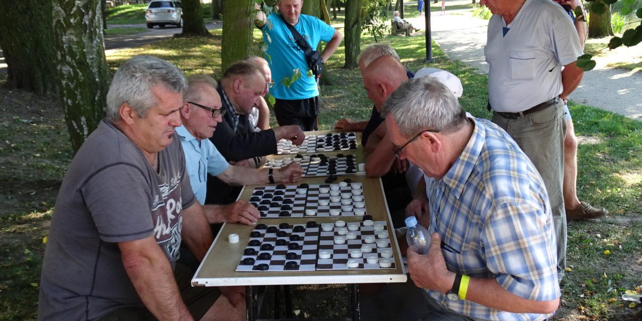 [2016.08.27] Błyskawiczny Turniej Warcabowy
