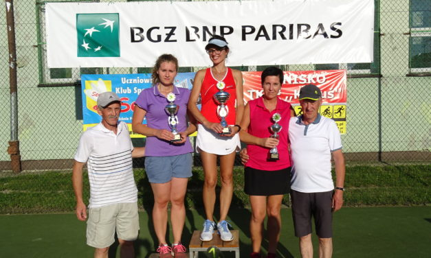 [2016.08.27] VIII Otwarty Turniej Tenisa Amatorów – gry pojedyncze