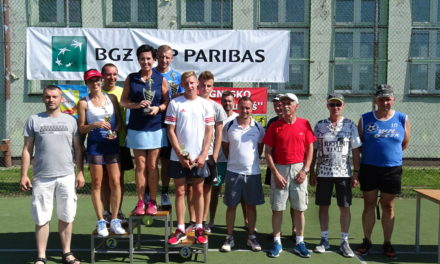[2016.08.28] VIII Otwarty Turniej Tenisa Amatorów – gry podwójne