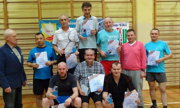 [2016.12.14] Amatorska Liga Badmintona Powiatu Sierpeckiego