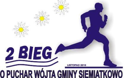[2016.11.26] II Bieg o Puchar Wójta Gminy Siemiątkowo