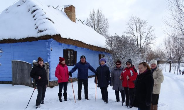 [2016.11.28] Zajęcia nordic walking