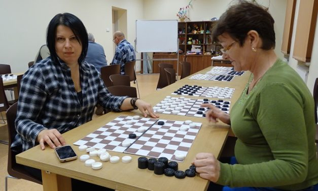 [2016.12.08] III Warcabowe Grand Prix Sierpc – IV runda kobiety