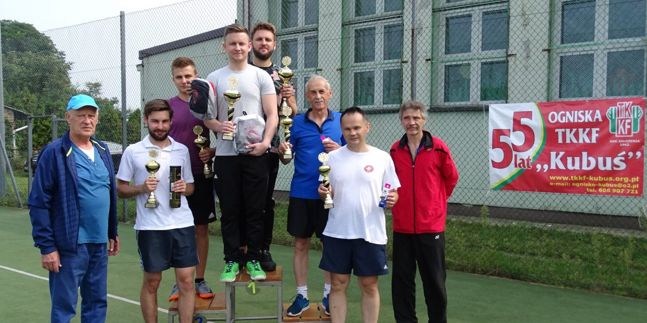 [2017.08.27] IX Otwarty Turniej Tenisa Amatorów