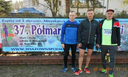 [2017.03.05] 37. Półmaraton Wiązowski