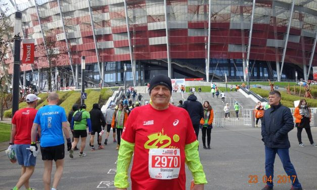 [2017.04.23] V Orlen Warsaw Marathon