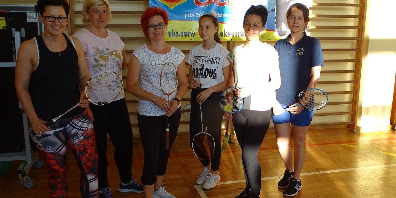 [2017.05.31] Liga Badmintona Kobiet. Czwarta runda