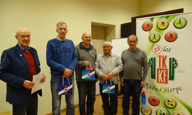 [2017.11.09] IV Warcabowe Grand Prix Sierpca – V runda
