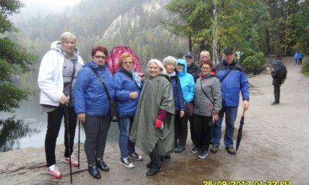 """[2017.09.24-30] Impreza turystyczna dla niepełnosprawnych mieszkańców Mazowsza """"Turystyka bez barier"""""""