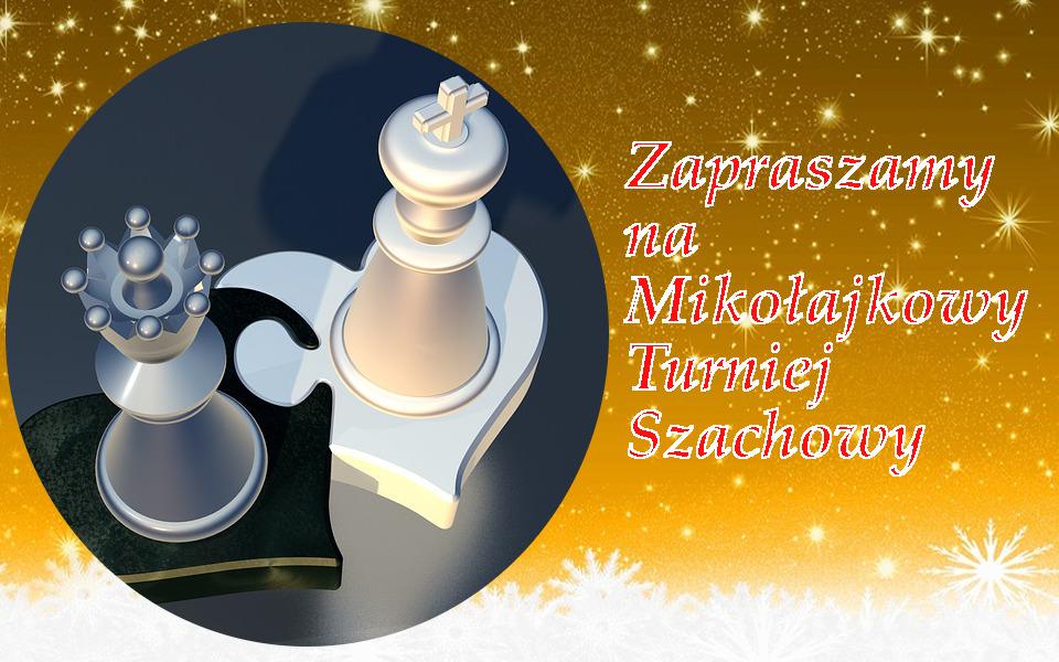 Zapraszamy na turniej szachowy online