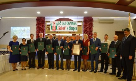 """[2017.11.17] Gala 55-lecia Ogniska TKKF """"Kubuś"""" Sierpc"""
