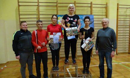 [2017.12.06] Liga Badmintona Kobiet – podsumowanie