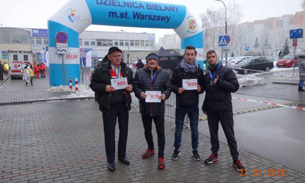 [2018.01.21] XIII Bieg o Puchar Bielan i XXXV Bieg Chomiczówki