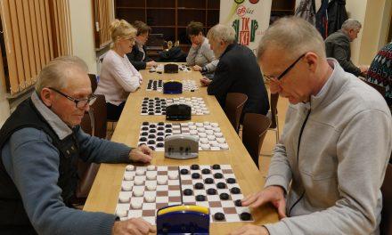 [2018.01.25] V Warcabowe Grand Prix Sierpc. Pierwsza runda