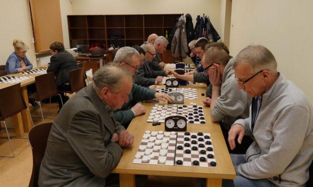 [2018.02.22] V Warcabowe Grand Prix Sierpc. Druga runda