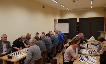 [2018.03.15] V Warcabowe Grand Prix Sierpc. Trzecia runda