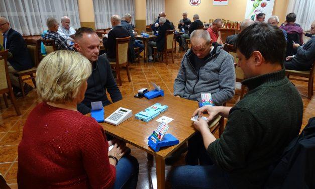 [2018.11.09] Turniej Brydża Sportowego Par w Sierpcu