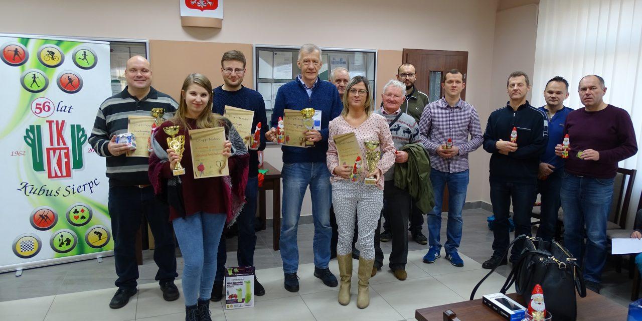 [2018.12.01] Mikołajkowy Turniej Szachowy