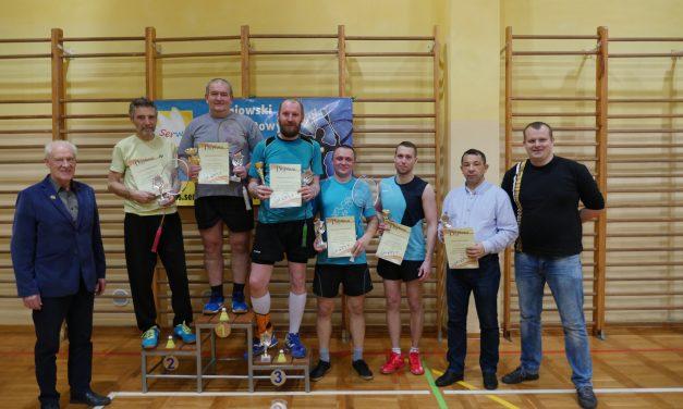 [2018.12.05] Amatorska Liga Badmintona Powiatu Sierpeckiego. Podsumowanie