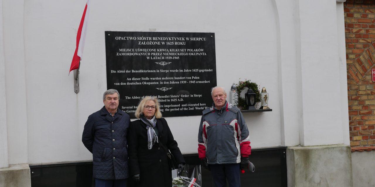 [2019.01.20] 74. rocznica mordu w sierpeckim klasztorze