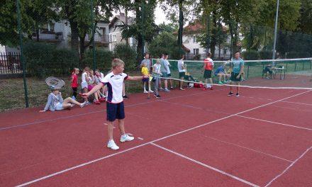 [2018.08.30] Wakacyjny Turniej Badmintona pod Gołym Niebem 2018