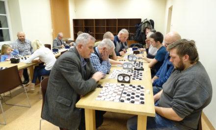 [2019.02.21] VI Warcabowe Grand Prix Sierpca – I runda