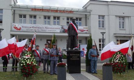 [2018.10.02] Odsłonięcie pomnika marszałka Józefa Piłsudskiego