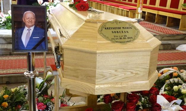 [2019.05.22] Pogrzeb Krzysztofa Sobczaka