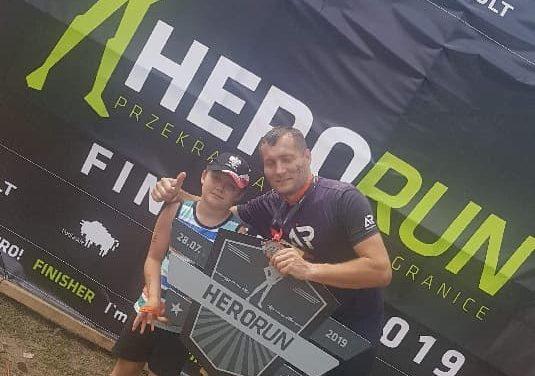 [2019.07.28] Bieg Hero Run w Białymstoku