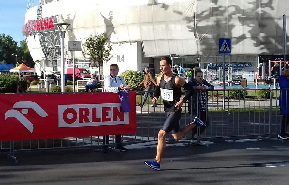 [2019.09.15] 8. Półmaraton Dwóch Mostów w Płocku. Bieg na 5 km