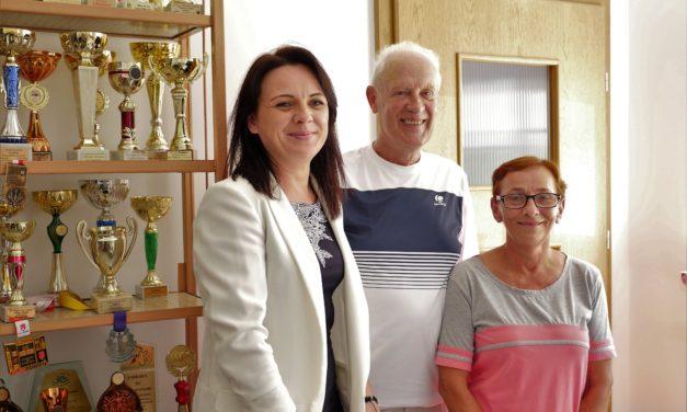 [2019.07.31] Wystawa i spotkanie z Krystyną Chojnacką