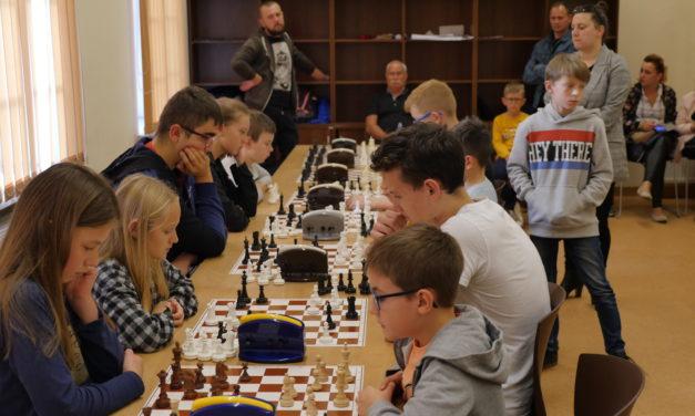 [2019.10.17] Sierpecka Liga Szachowa – III runda