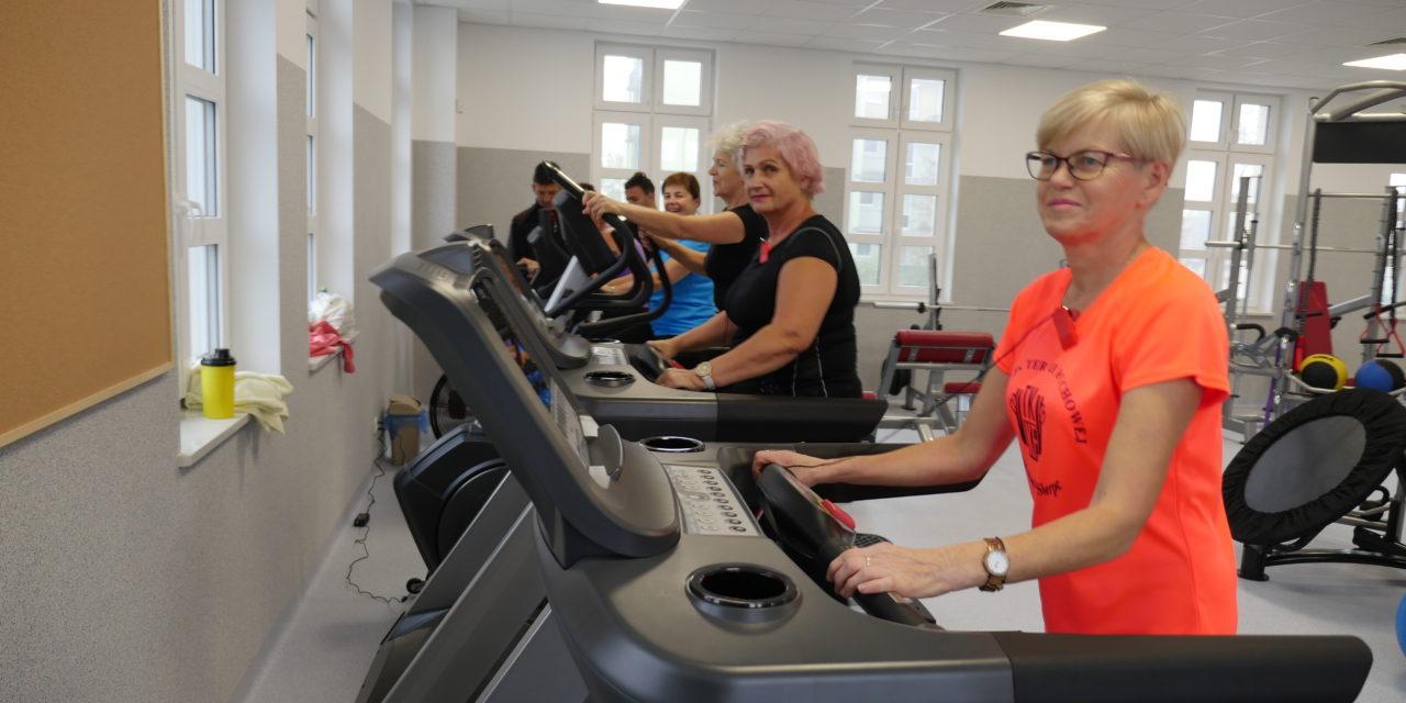 [2019.10.25] Zajęcia na siłowni