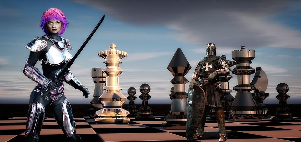 Zapraszamy na trzecią rundę Sierpeckiej Ligi Szachowej