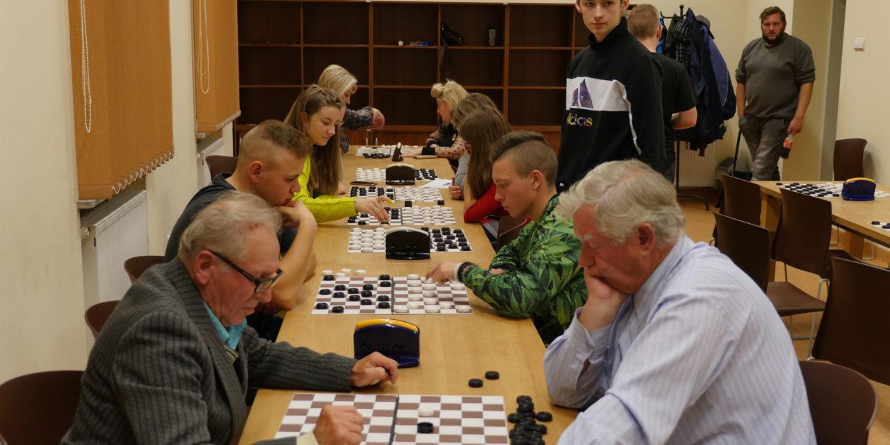 [2019.10.24] VI Warcabowe Grand Prix Sierpca – III runda