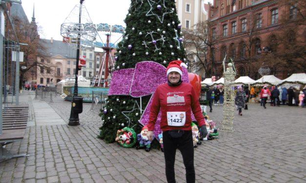 [2019.12.01] Bieg Świętych Mikołajów w Toruniu