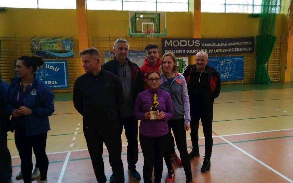 [2019.11.23] V Bieg o Puchar Wójta Gminy Siemiątkowo