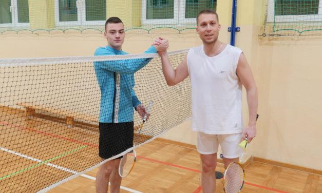[2019.11.08] Amatorska Liga Badmintona Powiatu Sierpeckiego – II runda