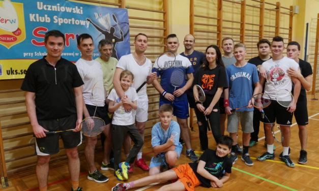 [2019.12.20] Amatorska Liga Badmintona Powiatu Sierpeckiego – IV runda