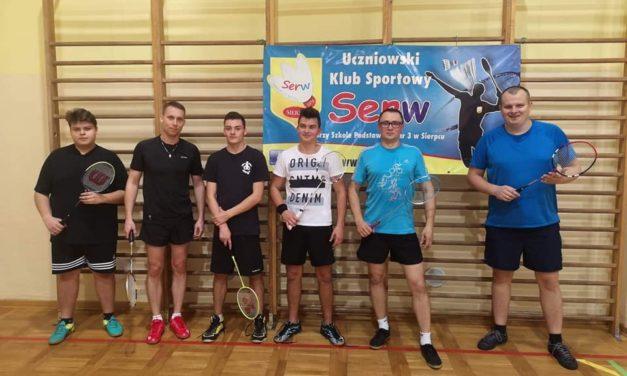 [2019.09.27] Amatorska Liga Badmintona Powiatu Sierpeckiego – I runda