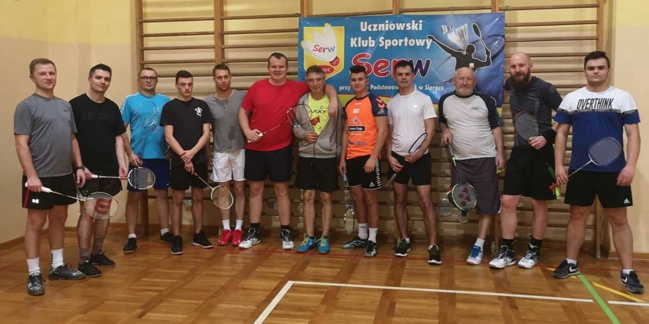 [2019.11.29] Amatorska Liga Badmintona Powiatu Sierpeckiego – III runda