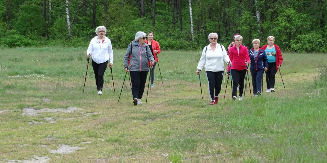 [2020.06.03] Zajęcia nordic walking w Białasach