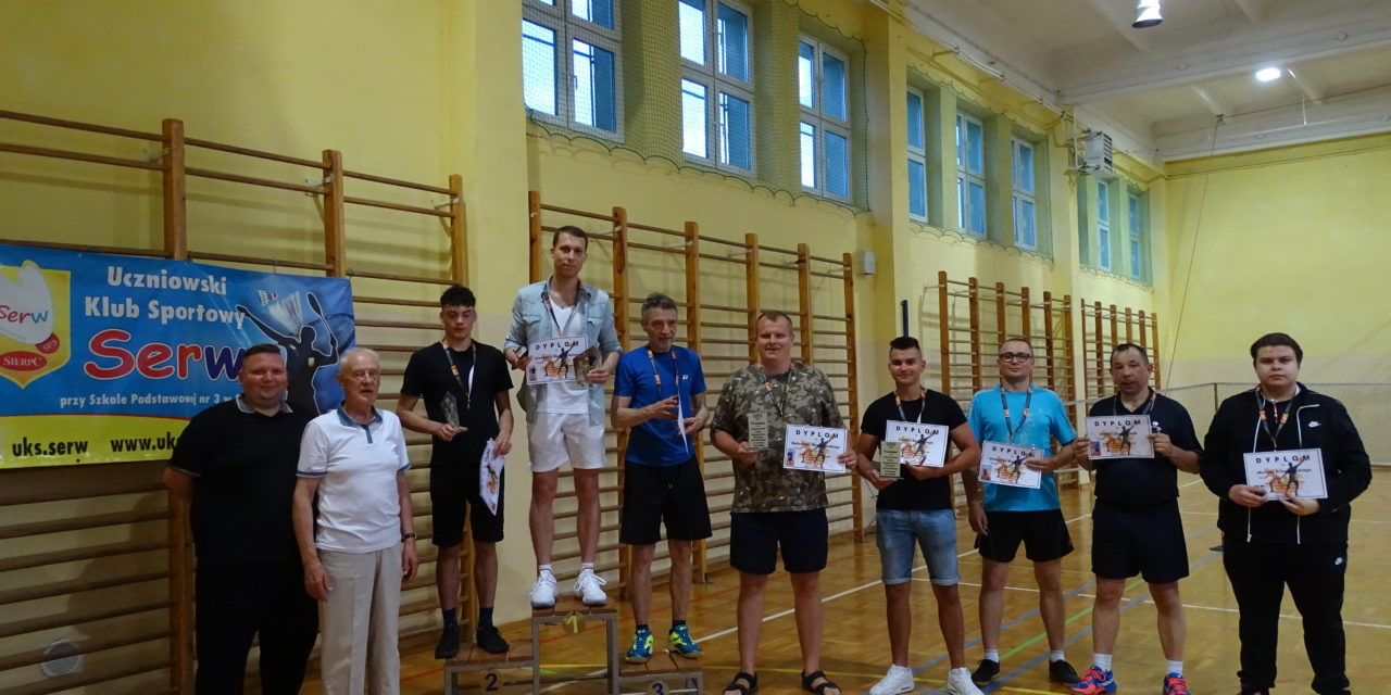 [2020.06.19] Zakończenie Amatorskiej Ligi Badmintona