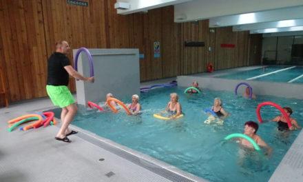 [2020.07.16] Zajęcia na basenie