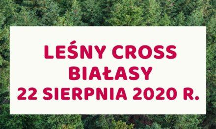 Zaproszenie na Leśny Cross w Białasach