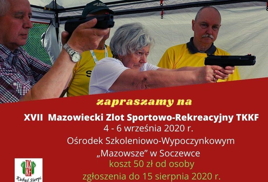 Zaproszenie na Zlot MTKKF