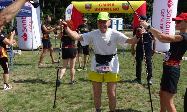 [2020.07.26] Puchar Ziemi Dobrzyńskiej Nordic Walking w Skrwilnie