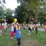 [2020.09.22] Zajęcia OTR w parku im. gen. Władysława Andersa